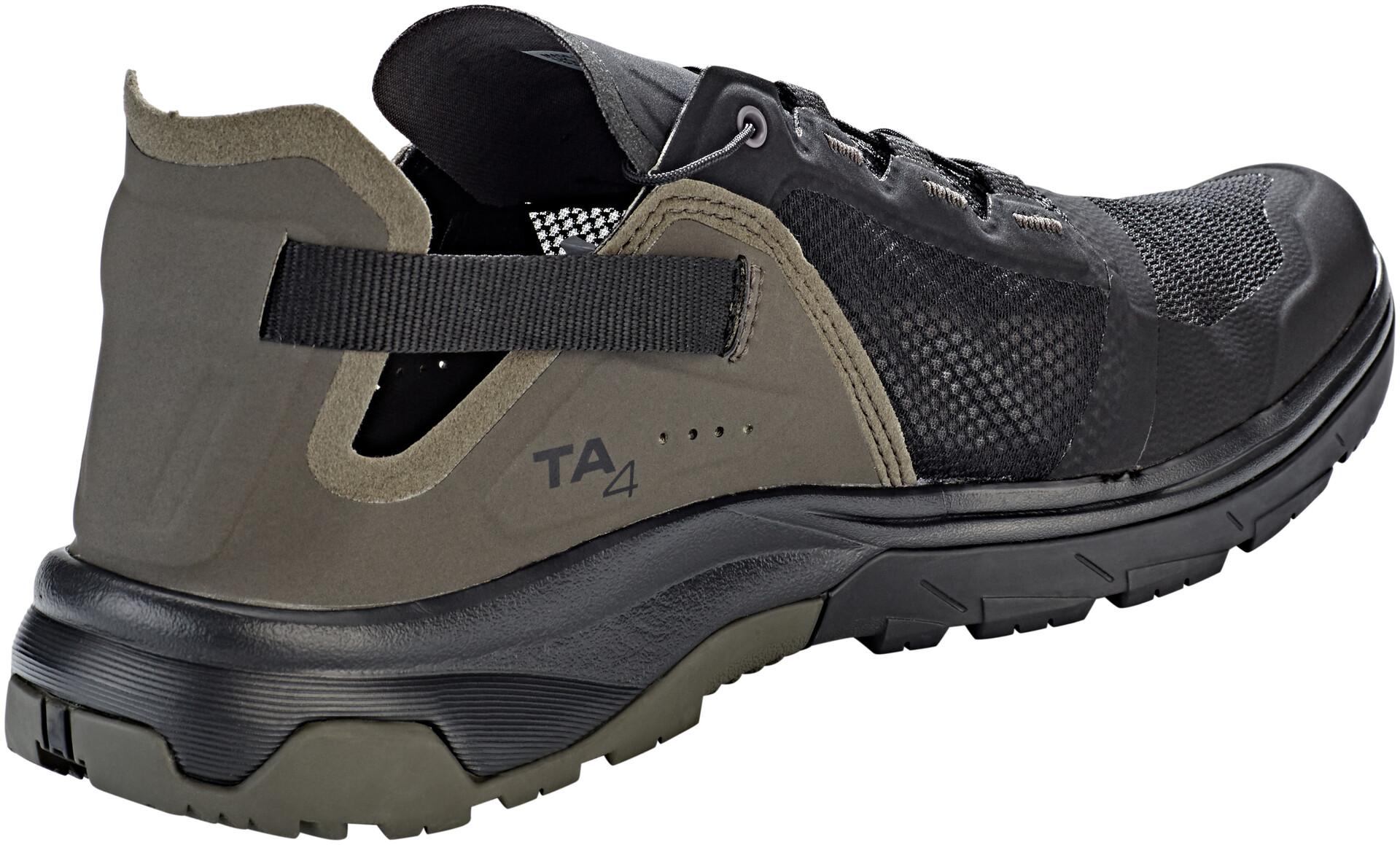 Salomon Techamphibian 4 Chaussures Homme, blackbelugacastor gray